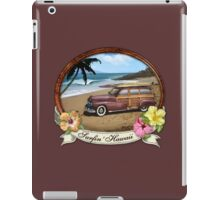 Surfin' Hawaii iPad Case/Skin