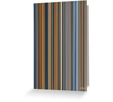 Stripes 1 Greeting Card