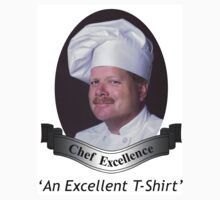 Chef Excellence by Hazzardo