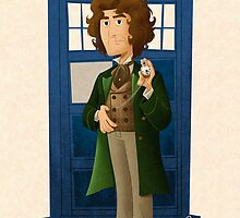 Eighth Doctor by Erich Owen