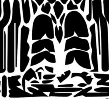 New World Order - Fascist Eagle Sticker