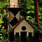 LIGHTHOUSE BIRDHOUSE... by RoseMarie747