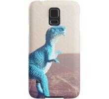 Blue Dinosaur  Samsung Galaxy Case/Skin