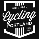 Cycling Portland Badge by CyclingPortland