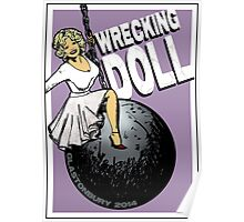 Wrecking Doll Poster
