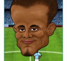 Kompany by brendanwilliams