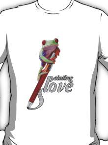 Painting love T-Shirt