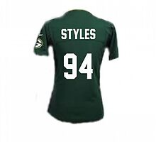 Styles Packer Jersey by artsy-antics28