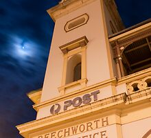 Beechworth Post Office by DavidsArt