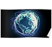 World Of Sound | Planet Earth Poster