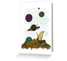 I've got a universe to see Greeting Card