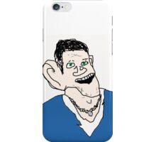 Matt Smith Bad Drawing iPhone Case/Skin