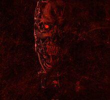 "Movie Poster - ""TERMINATOR"" (v1) by Mark Hyland"