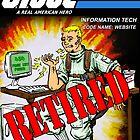 GI Joe Codename Website by Dumpsterwear