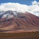 Juriques volcano by DianaC