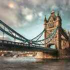 Tower Bridge London by Art Hakker Photography