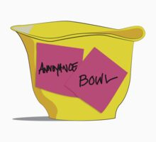 Annoyance Bowl by RumShirt