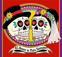Los Novios (Spanish) by Tammy Wetzel