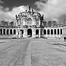 Zwinger Dresden Rampart Pavilion by Christine Till  @    CT-Graphics
