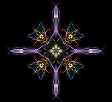 Spring Cross by BellatrixDraven