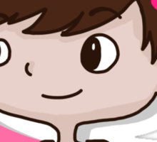 Thomas - The Maze Runner Sticker
