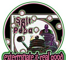 exterminate it real good salt pepa new dalek by colioni