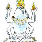 Strange Gods: Lhaza by Livali Wyle