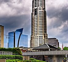 Urbania - Peachtree Street in Atlanta by Mark Tisdale