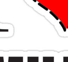 I Heart GMILFS Sticker