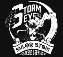 Storm Eye Stout by limegreenpalace