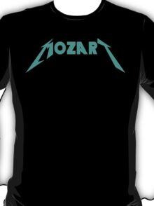 Mozart Metallica green T-Shirt