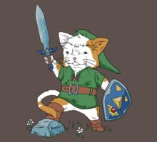 Legend of Kitty (other colors!) by NateRainey