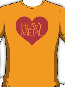 Heavy Metal Love T-Shirt