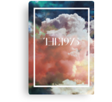 The 1975 Puff Canvas Print