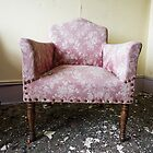 Pink Chair, NY by Marissa Mancini