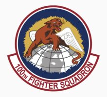 100th Fighter Squadron by VeteranGraphics