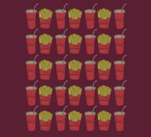 ~ Fries and Soda ~ ~ Chips and Pop ~ by Stacey Muir