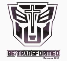 Be Transformed (Magenta) by SpaceDonutInc