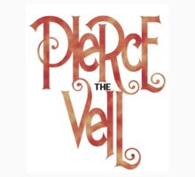 Pierce The Veil (PTV) Merch Design, Fire Burnt Out Tee / Sticker Tag by Tali Dye