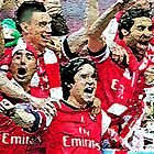 Arsenal FA Cup winners 2014 by JoelCortez
