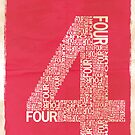 4 by axemangraphics
