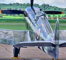 MH434 - Flightline - Duxford - 25.05.2014 by Colin J Williams Photography