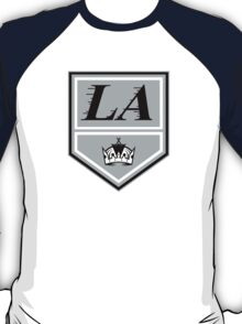 LA Kings Retro Logo Mashup T-Shirt