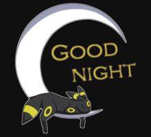 Good Night, Moonlight Pokemon Kids Clothes
