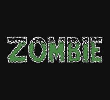 ZOMBIE - Green Blood Edition by That T-Shirt Guy