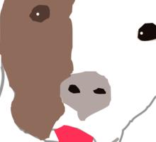 Pit Bull Lover Sticker