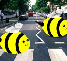 The Beetles, Abbee Road  Sticker