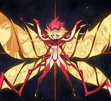 Kill la Kill Poster - Super Ryuko by lazares
