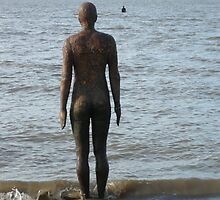 Anthony Gormley 2 by samandoliver