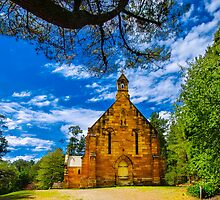 Historic Berrima by VinImagery